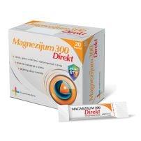 Pharmanova Magnezijum 300 direkt 20 kesica