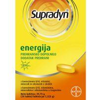 Supradyn energy film tablete 30 komada