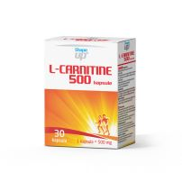 L-Carnitine 500 Rekreitin 30 kapsula