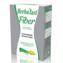 Herbafast® Fiber - limun, 10 kesica