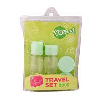 Yesss! 5 u 1 zeleni set za putovanja