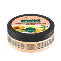 Velnea Natural mango, papaya & marula body scrub 200 ml