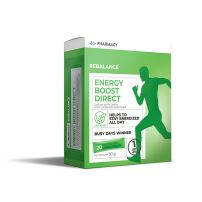 Pharmacy Energy Boost Direct 20 kesica