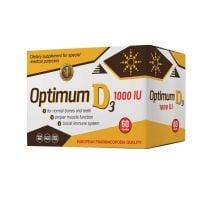 Optimum D3 1000iu A60 kapsule