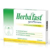 Herbafast® gentelman, 10 kapsula