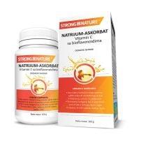 Strong Nature NATRIJUM-ASKORBAT - Vitamin C sa bioflavonoidima 100 g