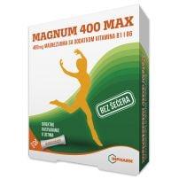 Magnum 400 max 20 kesica