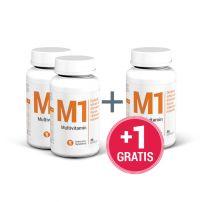 Immuno Systems Multivitamin 2+1 gratis