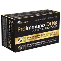 ProImmuno Duo 40 kapsula
