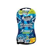 Wilkinson Xtreme 3 Ultimate Plus brijač sa tri oštrice 4 komada