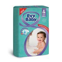 Evy Baby pelene Jumbo 4 Maxi 8 - 16 kg 64 komada