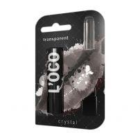 Loco Transparent Crystal stick balzam za usne 4gr