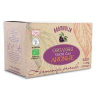 Harmonija Voćni čaj organske aronije, filter kesica, 20 komada