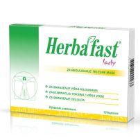 Herbafast® lady, 10 kapsula