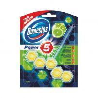 Domestos Power 5 Lime WC osveživač 55gr