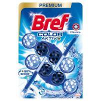 Bref Blue Aktiv Chlorine 4 funkcije WC osveživač 2x50 gr