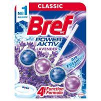 Bref Power Aktiv Lavanda 4 funkcije WC osveživač 51 gr