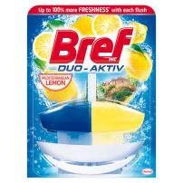 Bref Duo Aktive Lemon Freshness WC osveživač 50 ml