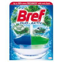Bref Duo Aktive Pine Freshness WC osveživač 50 ml