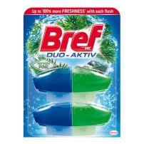 Bref Duo Aktive Pine Freshness WC osveživač 2 x 50 ml