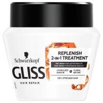 Gliss Total Repair 19 maska za kosu u teglici 300ml