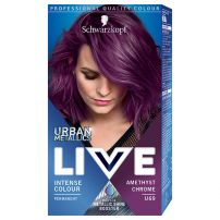 Live color xxl U69 ametist ljubičasta farba za kosu