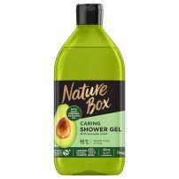 Nature Box Avocado gel za tuširanje 385ml