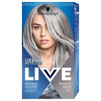 Live Color xxl ub u71 Metallic silver farba za kosu