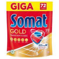 Somat gold doypack sredstvo za mašinsko pranje posuđa 72 kom