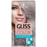 GLISS COLOR 10-55 Pepeljasto Plava