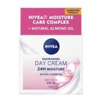 NIVEA Essentials hranljiva dnevna krema za suvu kožu 50ml