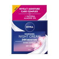 NIVEA Essentials bogata noćna krema za suvu kožu 50ml