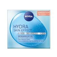 Nivea Hydra Skin Effect osvežavajući dnevni gel za lice 50ml