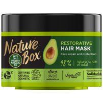 Nature box avocado maska za kosu 200ml