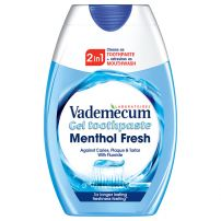 Vademecum 2u1 Menthol Fresh pasta za zube 75 ml