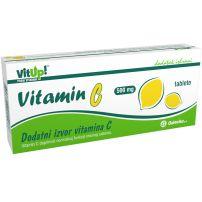 Vitamin C tablete 20x500mg Galenika