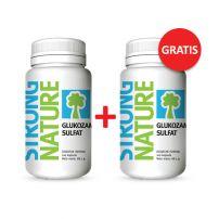 Elephant glukozamin sulfat 500mg megapack A100 caps 1+1 gratis