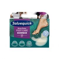 Salvequick hidrokoloidniflasteri za stopala mix 10 komada