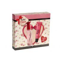 Amour Desire kozmetički set (toaletna voda 35ml i sjaj za usne 15ml)