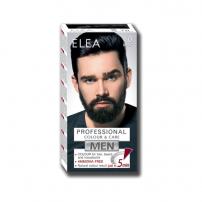 Elea Professional Coulor&Care black farba za muškarce