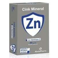 LIPOZOCink Mineral® Zn sa vitaminom C, 30 kapsula