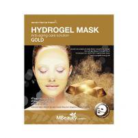 MBeauty hydrogel maska za lice Gold 25gr