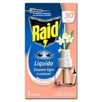 Raid Jasmin tečnost za električni aparat protiv komaraca 30 noći 21ml