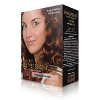 Impression kana za kosu mahagony brown