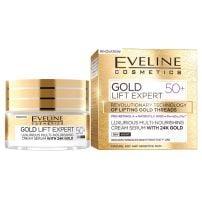 Eveline Gold Lift Expert krema za lice 50+ 50ml
