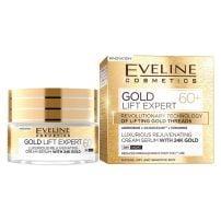 Eveline Gold Lift Expert krema za lice 60+ 50ml