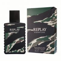 Replay Signature for man Edt muški parfem 30ml