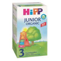 Hipp 3 Junior Organic prelazno mleko za odojčad 500g