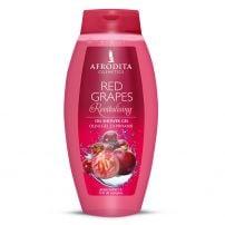 Afrodita Red Grapes gel za tuširanje 250ml