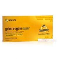Medex Gelee Royale Super+vit D kesice 16x9ml